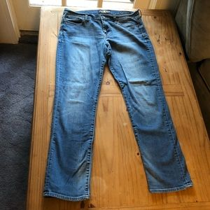 Lucky Brand Jeans - Lucky Sweet N Straight Light Wash